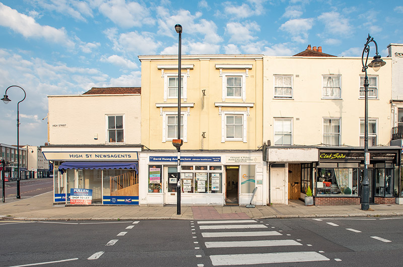 1c The High Street, Office to Rent, Fareham